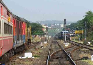 work of double track in konkan railways to begin...
