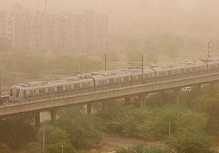 dust storm likely in delhi mumbai today air...