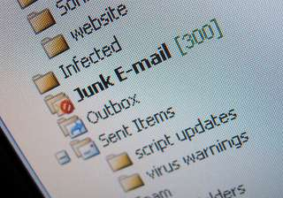 india overtakes us as world leader in spam mails...