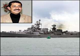 indian navy commander kuntal wadhwa was denied...