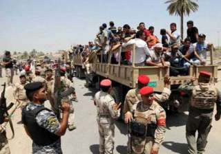 indians in captivity in iraq safe government -...