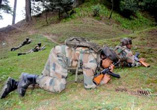 infiltration bid foiled in keran sector 4...
