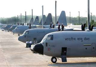 iraq crisis indian air force puts aircraft on...