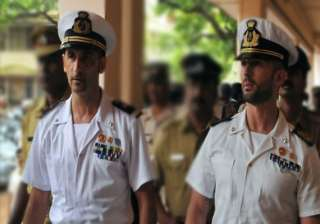 italian marines produced in court case posted to...