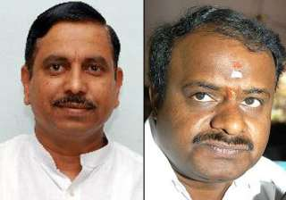 jd s bjp dilemma over anti congress front in...
