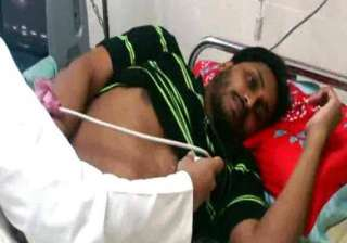 jagan s health improves after being admitted to...