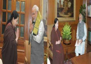 jayalalithaa meets pm does not rule out support...