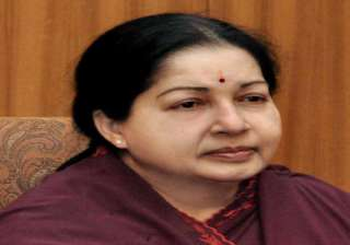 jayalalithaa urges nda central government to...