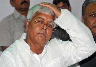 fodder scam jharkhand high court rejects lalu s...