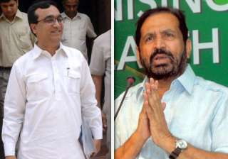 kalmadi should have resigned from ioa chief post...
