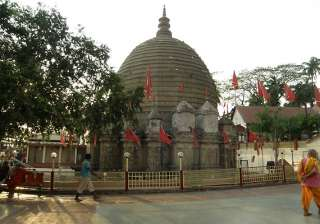 kamakhya temple closed for three days for...