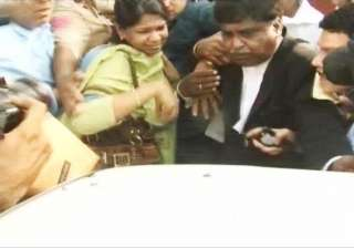 kanimozhi leader s daughter now a jailbird -...