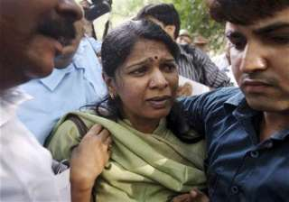 kanimozhi to move delhi hc for bail - India TV