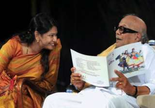 karunanidhi to visit delhi to meet jailed...