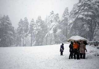 kashmir schools to remain closed due to snowfall...