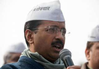 kejriwal accuses media of bias - India TV