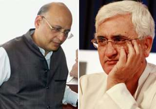 khurshid seeks to draw line between public and...