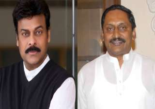 kiran chiranjeevi hit out at each other over...