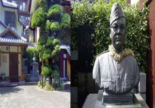 know about renkoji temple in tokyo where netaji s...