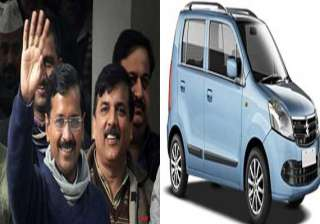 know about the secret of arvind kejriwal s blue...