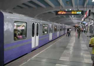 kolkata metro to extend timing of services from...