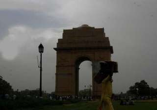 light showers make for pleasant day in delhi -...