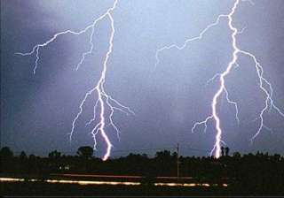 lightning kills five in odisha - India TV