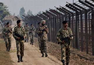 loc firing bsf chief rushes to j k - India TV