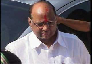 mca ruling group to support sharad pawar for...
