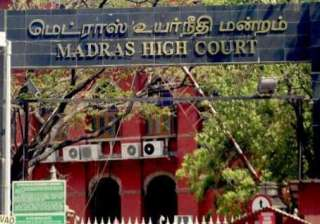madras high court directs removal of hoardings on...
