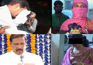 maharashtra minister s pa arrested for molesting...