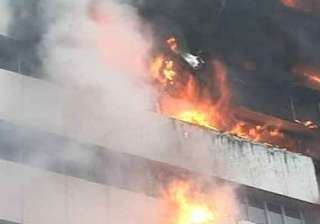 major fire at pune mall - India TV