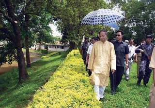 manipur cm eyeing a hat trick - India TV