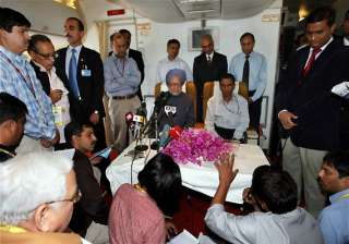 manmohan singh talks nuclear cooperation with...