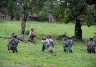maoists warn chhattisgarh villagers against...
