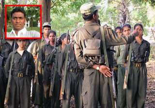naxals kidnap sukma district collector in...