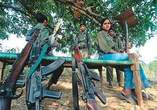 maoists kidnap 19 railway employees release them...