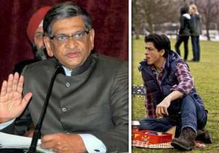 mechanical apology on srk not enough says krishna...