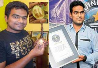 meet the man from hyderabad who types with his...
