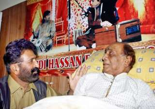 mehdi hassan hospitalised condition critical says...