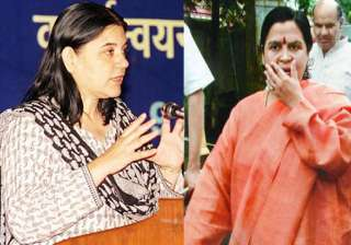 menaka uma upset over kushwaha induction - India...