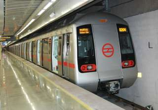 metro network vital for urban transport dmrc...