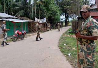 militant leader killed in factional fight in...