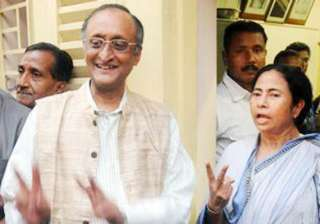 mitra gets finance former naxal leader gets...