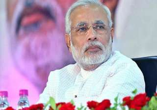 modi meets ex ias ips officers industrialists in...