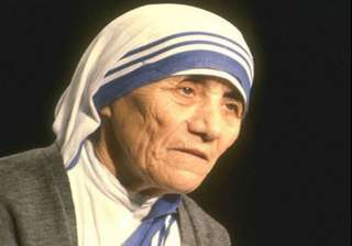 mother teresa s 103rd birth anniversary...