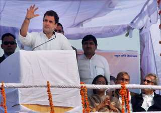 mulayam trying to misguide muslims says rahul...