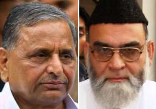 mulayam writes to shahi imam says sub quota is...