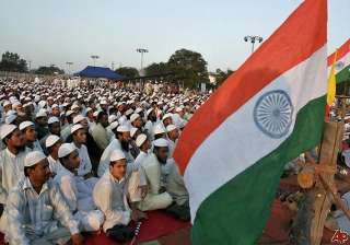 muslims live on average rs 32.66 a day says a...