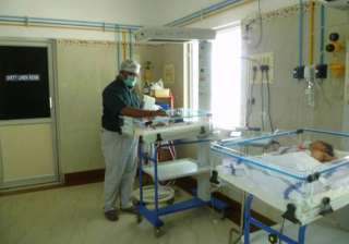 new born dumped in dustbin rescued hospitalised -...